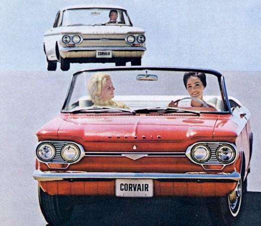 1964 Corvair