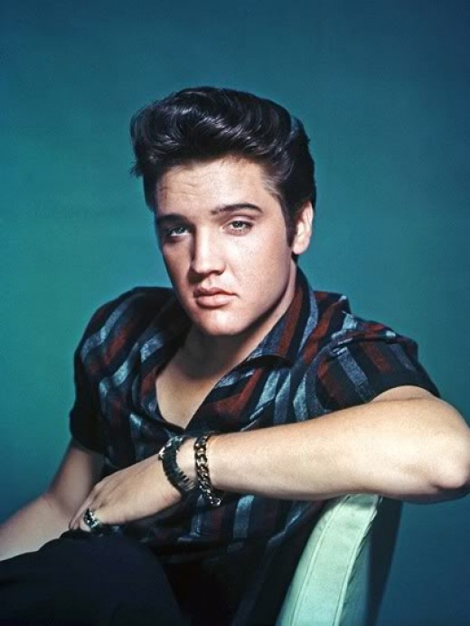 elvis hair style how to copy elvis pompadour hair hubpages 9071
