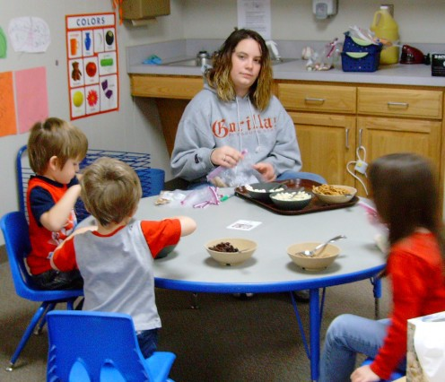 Children can follow directions and experience all kinds of things when taught good behavior!