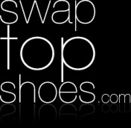 swap top shoes