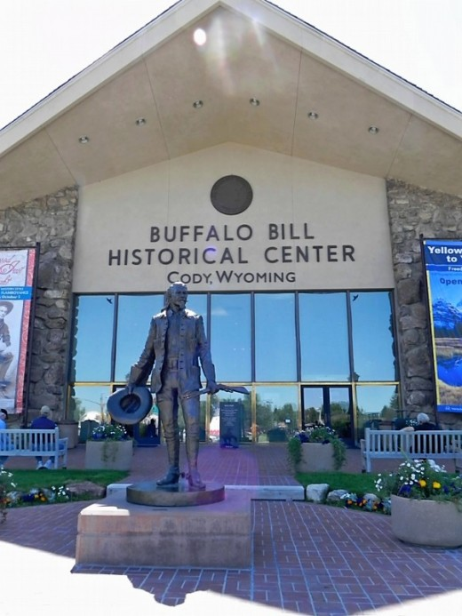 Buffalo Bill Historical Center Cody WY