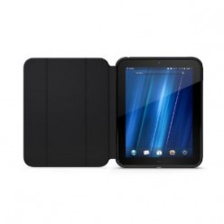 HP TouchPad Case - Doubles as a Stand and Stays on while Charging on Touchstone
