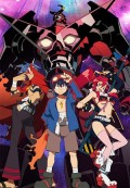 Anime Review 19: Gurren Lagann, Magical Girl Lyrical Nanoha, and Darker Than Black