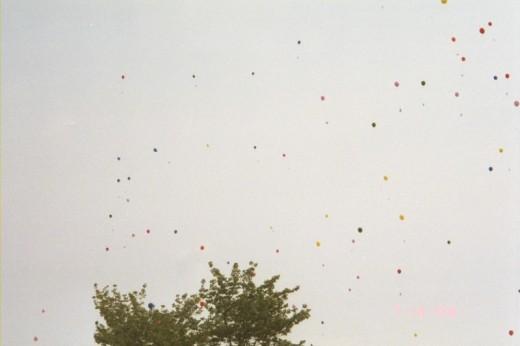 Balloon Launch 2009