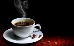 I enjoy awakening to a fresh pot of coffee brewing in the early morning.