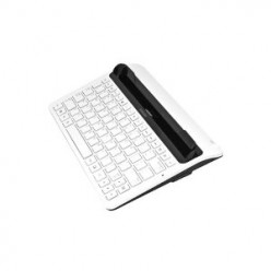 Galaxy Tab 10.1 Keyboard Dock - An External Keyboard and Charging Station for the Galaxy Tab 10.1 Tablet