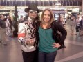 Michael Jackson and my friend