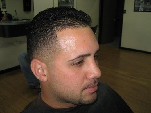Taper Fade Hairstyles For Men Look Great On Males Of Different Races