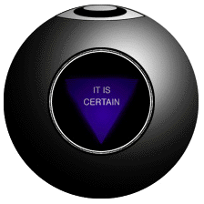 How's Your Magic 8 Ball?