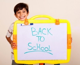Set some back-to-school routines to help make the transition in the school year easier for the whole family.