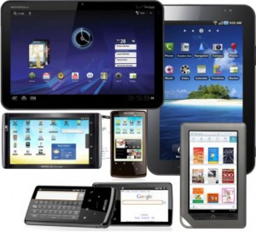 Tablets Galore !!!