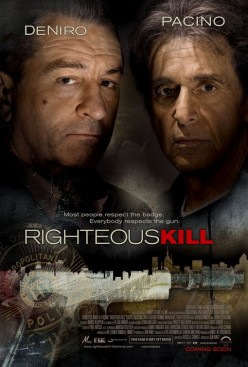 Heather's Movie Review: Righteous Kill