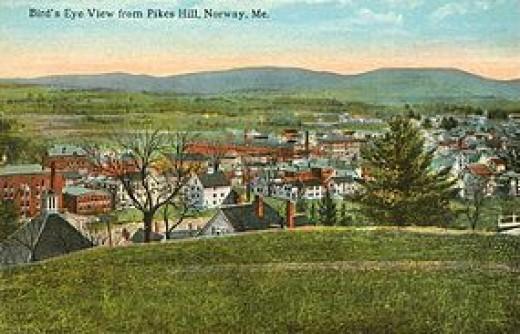 Norway, Maine 1912