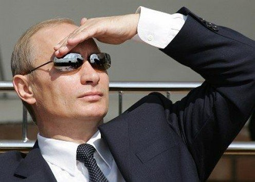 The Matrix has Putin.