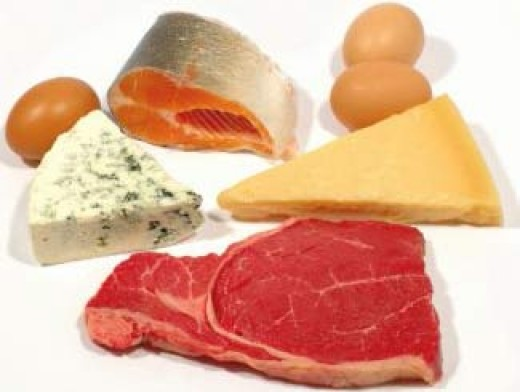 high protein foods help protect the liver
