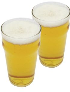 Two pints of beer a day can kill