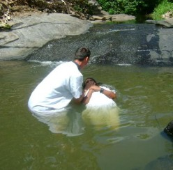 The Importance of Christian Baptism are you Born Again?