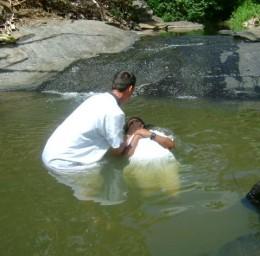 Scriptural: Full Immersion Baptism