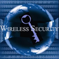 Security on a wireless network