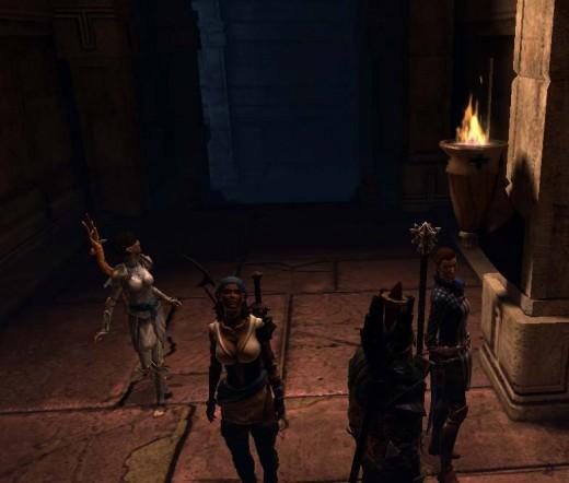 Dragon Age 2 Legacy Choosing Jenaka