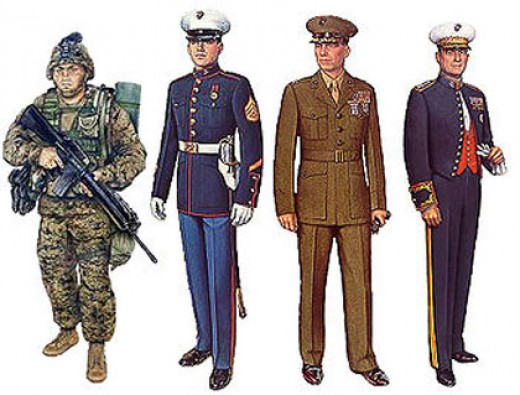 Uniformed Occupations Coloring Pages Color Example