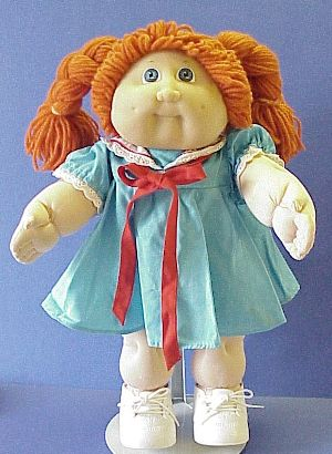 Seriously, I almost expect a new Cabbage Patch movie to come out...add in the fact that they are remaking a new Thundercats series, and it's like I'm a kid again.