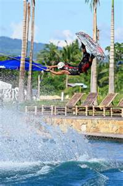 Camarines Sur Water Sports Complex