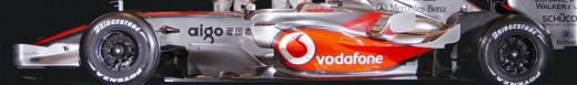 Lewis Hamilton, Formula One, McLaren-Mercedes