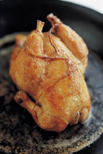 Make sure all meat and Poultry is well cooked through.