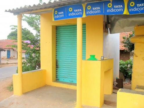 ONE STORE FOR THE VILLAGE FOLKS TO GET THEIR URGENT NEEDS.