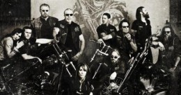 Sons of Anarchy Motorcycle Club Members