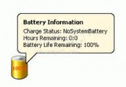 Laptop Battery Power