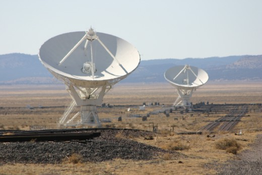 VLA - Very Large Array - Radio Observatory