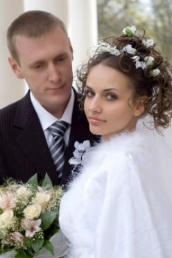 Choosing Your Wedding Hairstyle