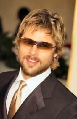 Brad Pitt's beard