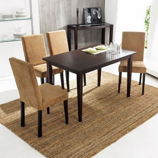 A nice dining table will last you well past graduation, and  generous employee discounts may save you almost 30% off the regular price.