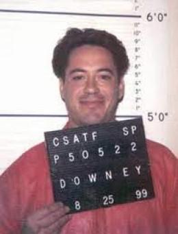 Robert Downy JR