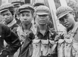 Khmer Rouge Recruits