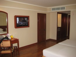 Standard Room at the Palazzo Hotel Bangkok