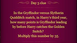 Pottermore Clue Day 3