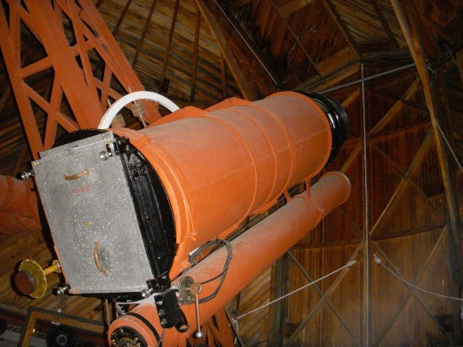 Telescope that found Pluto