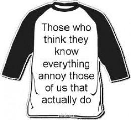This t-shirts states exactly what I'm thinking.