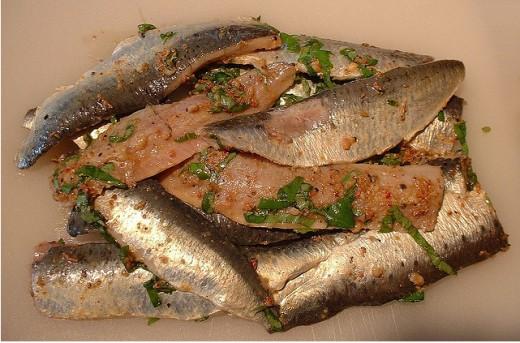 Vitamin B12 In Sardines