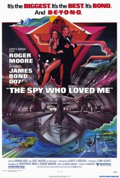 The Spy Who Loved Me (1977) - Illustrated Reference