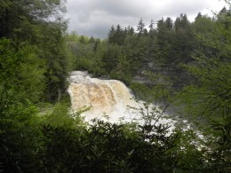 Black Water Falls, WV