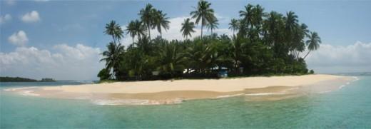 San Victor Island
