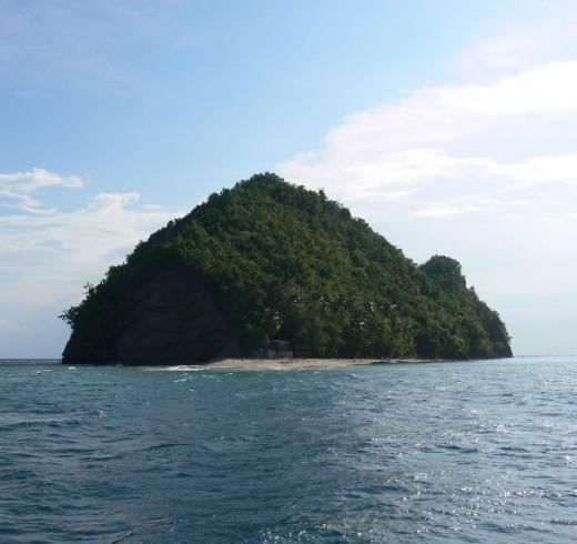 Tibanban Island
