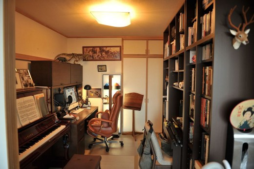Home Office, Sendai, Japan