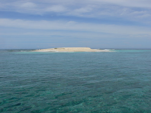 Vanishing Island, Mati City