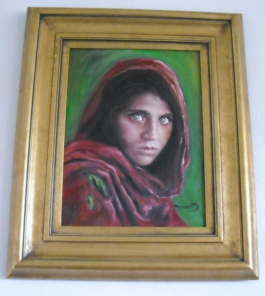 Famous Afghan Girl